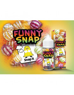 Funny Snap 50ML Snap It - Eliquide pour Ecig Johnnyvape.fr