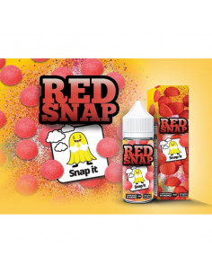 Red Snap 50ML de Snap IT - Eliquide sur Johnnyvape.fr