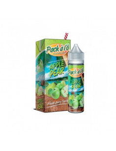 Apple Pear 50ML Pack A l'Ô - e liquide malaisien sur johnnyvape.fr