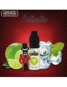 Lemon Ice - Cirkus 10ML VDLV - e-liquide de cigarette électronique sur  Johnnyvape.fr