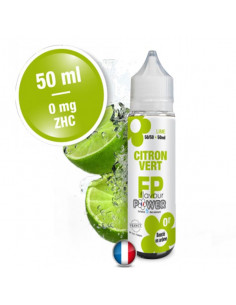 Citron Vert 50ML Flavour Power - Eliquide pas cher - Johnnyvape