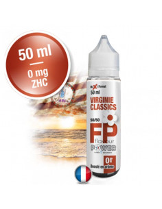 Virginie Classics 50ML Flavour Power - Eliquide pas cher - Johnnyvape