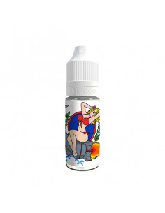 Pin Up 10ML Xbud - Eliquide Xbud pas cher sur johnnyvape.fr