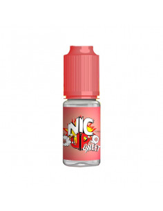 Booster Sweet 18mg de NicUp - pas cher johnnyvape.fr