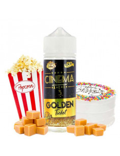 E Liquide Cinema  Reserve Act 3 100ML -  Clouds Of Icarus - e-liquide pour cigarette electronique - johnnyvape.fr