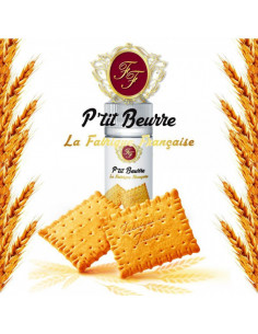 Arome Concentre Le Petit beurre  - Fabrique Francaise - Concentre  gourmand - JohnnyVape