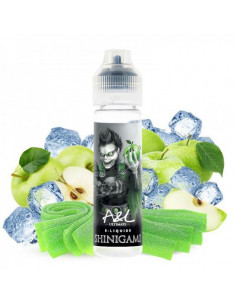 E liquide Shinigami - Ultimate A&L  - cigarette electronique - Johnnyvape.fr